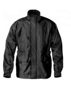 RJ Black Rain Jacket