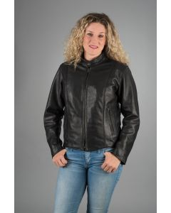 544N Ladies Leather Jacket