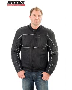 TMB Black Mesh Jacket
